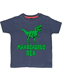 PERSONALISED '''NAME'' SAURUS REX' Children's T-Shirt