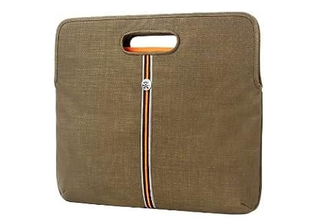 Crumpler CMR-XL-005 Common Rice Laptoptasche Größe XL bronze
