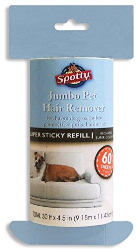 Lint Refill Pet Roller Evercare (Spotty Jumbo Fusselroller Refill für Pet Haar)