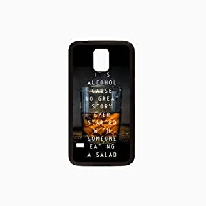 Krazycases Salad Back Shell Cover For Samsung Galaxy S5