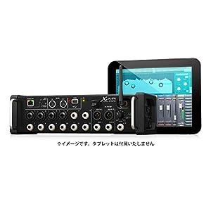 Behringer X Air XR12 – Mixer Digitale Wi-Fi 12 Canali 4 Preamp MIDAS Programmabili USB 2 Canali Per iPad/Android Tablets