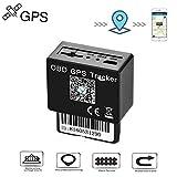 Hangang muxan localizador GPS para Coche Auto Moto en Tiempo Real Seguimiento y localizador GPS Impermeable OBD gsm/GPRS/SMS Tracker tk816