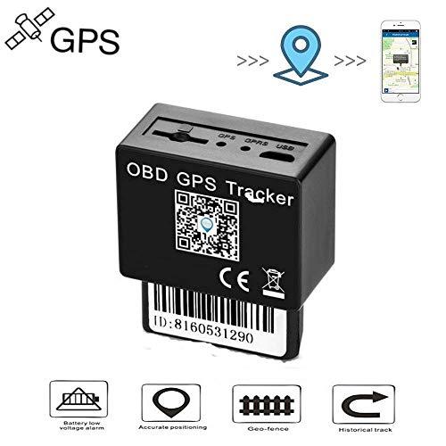 Hangang muxan localizador GPS para Coche Auto Moto en Tiempo Real Seguimiento...