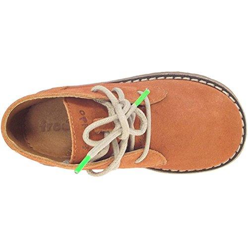 Froddo G2130070, Chaussure de ville mixte enfant Orange