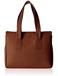 Viari Manhattan Women's Totes (Tan)