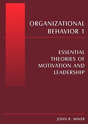 Pdf Download Organizational Behavior 1 Essential Theories Of