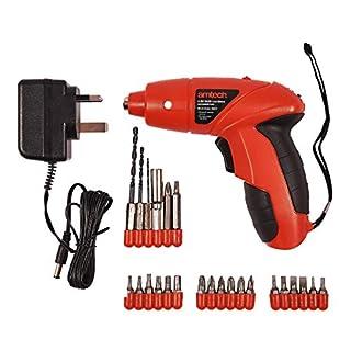 Amtech APT0931-APE V2571 Hand Tools, 4.8 V, Transparent, One Size