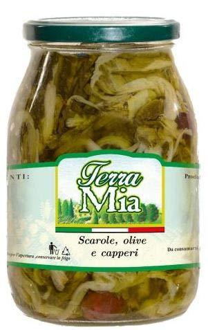 Scarole Oliven und Kapern 1kg