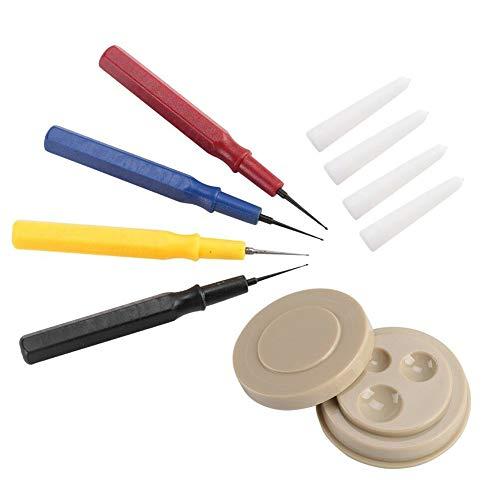 Ölstifte-Set für Uhrmacher und Uhren, 4 Stück - 1 set