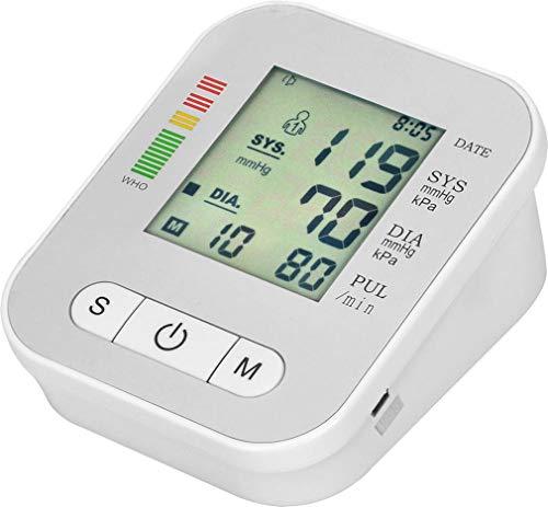 Standard-aneroid (ZUZEN Intelligenter Blutdruckmessarm Typ Hochpräziser EIN-Knopf-Test Professionelle Hypertonie-Messung)