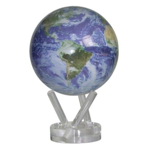MagicFloater FU1101 MOVA Globe Motion within: High-Tech Globus der Spitzenklasse. Permanent geräuschlos rotierender Globus. Energiezufuhr mittels ... Keine Batterie, keine Stromversorgung!