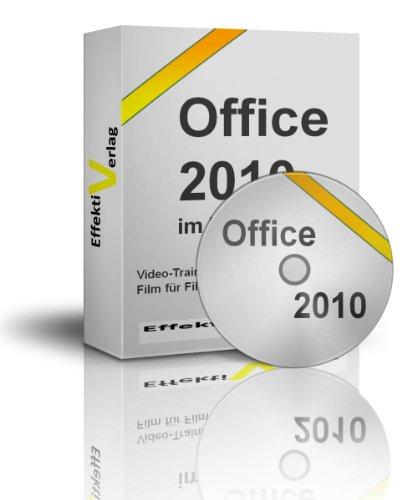 Microsoft Office 2010 im Beruf, Video-Training, mit Access, Excel, Outlook, PowerPoint, Windows 7 und Word in Full-HD auf DVD (Dummies Windows Vista Buch Für)