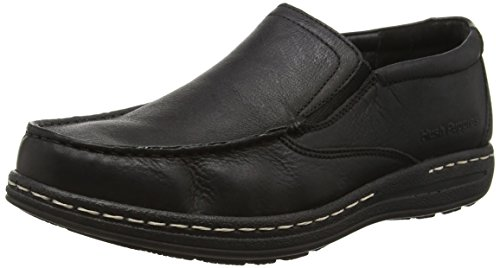 Hush Puppies Men's Vicar Victory Loafers, Black (Black), 11 UK 46 EU