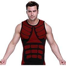 ZEROBODYS Mens Outdoor asciugatura rapida Gilet Vest Sport Esecuzione Abbigliamento