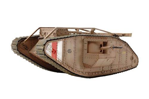 Tamiya 300030057 - 1:35 WWI Britische Panzer Mk. IV Male motor