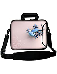Design Laptop Notebook Sleeve Soft Case Bag With Handle and Shoulder Strap for Apple MacBook Air, MacBook, MacBook Pro, MacBook Pro Retina, MacBook Aluminum, Unibody, iBook, PowerBook
