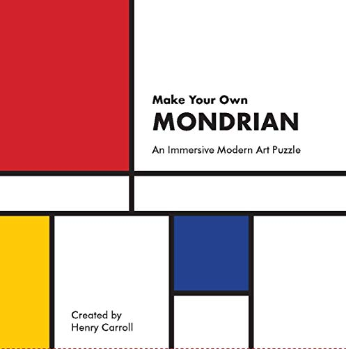 Make Your Own Mondrian:A Modern Art Puzzle