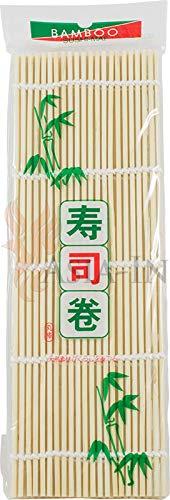 Bambus-matte (Sushimatte SUSHI - Matte - Bambus [24 x 24 cm] YOAXIA)