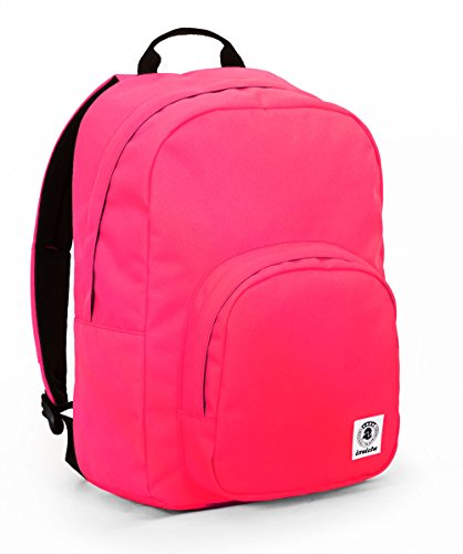 Zaino invicta - ollie pack - fuxia - tasca porta pc padded - americano 25 lt