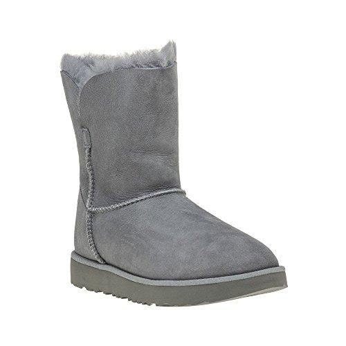 Ugg Classic Short Cuff Femme Boots Gris