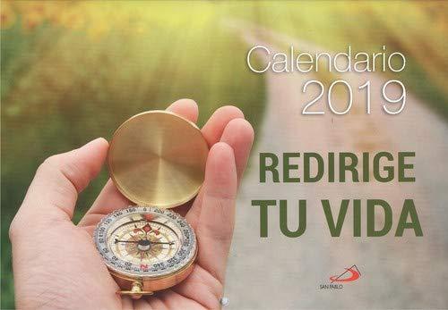 Calendario pared Redirige tu vida 2019 (Calendarios y Agendas)