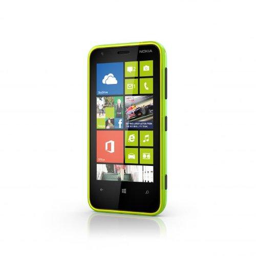Nokia Lumia 620 Smartphone, Lime Green [Italia]