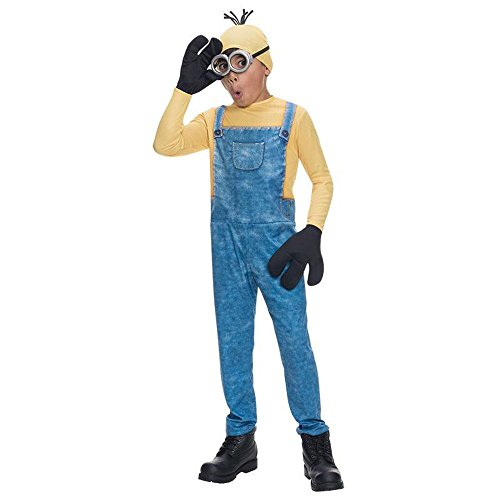 nder Kostüm Minion Kevin Karneval Fasching Gr.5 bis 6 J. (Minion Halloween Kostüm Für Kinder)