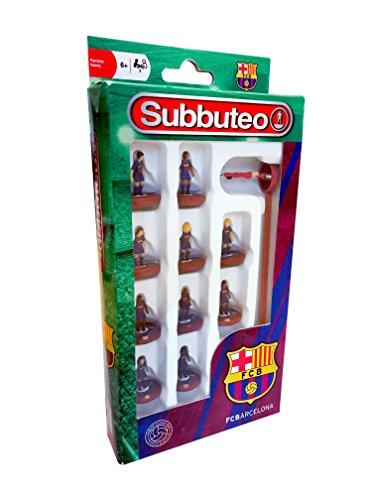 Subbuteo Team Box FC Barcelona 4ª Edición (2017/18)