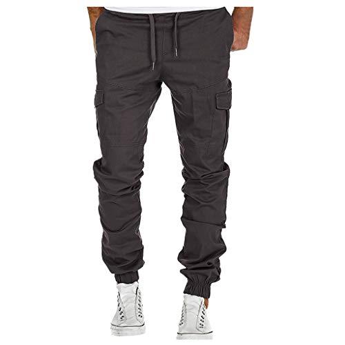 Herren Leinen-Hose Lange Hose Bequeme Stoffhose aus hochwertiger Leinenmischung -