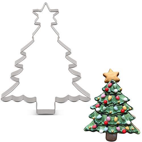 KENIAO Moldes Galletas Árbol Navidad Estrella Noel