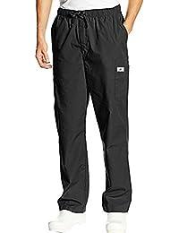 Homme Pantalons de Sport,LUCKYCAT Pocket Casual Pantalon de la Navette  Amincissant Pantalons Salopettes Pantalon e5cbddc87d8