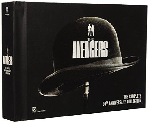 Avengers: The Complete Series 1-6 [Edizione: Regno Unito] [Import anglais]