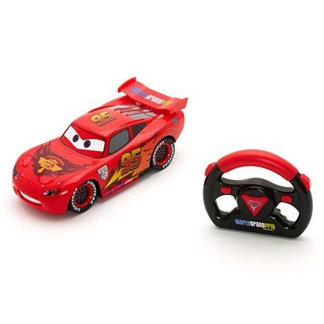 Disney Pixar Cars 2Fernbedienung Lightning McQueen