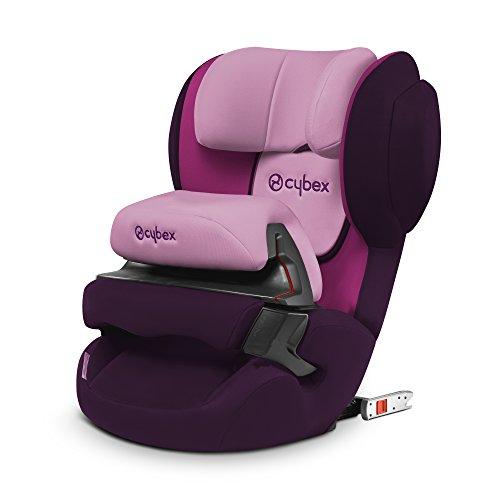 Preisvergleich Produktbild Cybex Silver Juno-fix, Autositz Gruppe 1 (9-18 kg), Purple Rain, mit Isofix