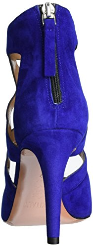 Oxitaly - Sissi 12, Scarpe col tacco Donna Blau (BIRO)