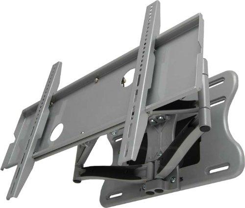 TV Wandhalterung quipma 811, für 37-80 Zoll, bis Vesa 600 x 400, max.75 kg, silber
