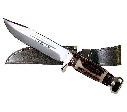 Linder Bowiemesser Klingenlänge 18.3 cm, 30.9 cm, 991918 (Dolch-geschmiedet)