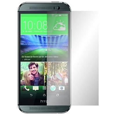 """4 x Slabo Displayschutzfolie HTC ONE M8 Displayschutz Schutzfolie Folie """"Crystal Clear"""" unsichtbar MADE IN GERMANY von Slabo auf Lampenhans.de"""