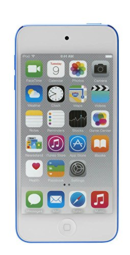 Apple iPod Touch, 128 GB, 2015, Blau