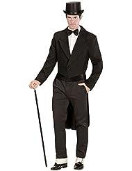WIDMANN 59031adultes Costume Tailcoat pour les hommes
