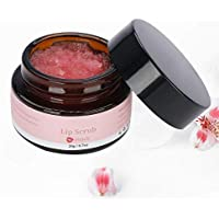 20g Lip Exfoliator Lip Scrub Nutriente Rossetto Rimuovi Cuticole Lip Film Cream