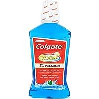 Colgate Totale Avancée Bleu Rince-Bouche 500Ml (Lot de 6)