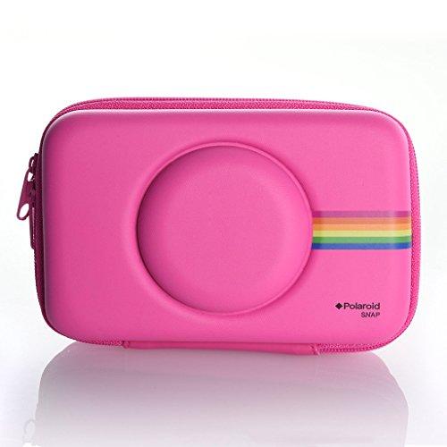 Polaroid étui Eva pour l'appareil photo Polaroid Snap numérique à développement instantané (Rose)