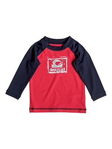 quiksilver-bubble-dream-lycra-de-manga-larga-para-bebe-color-quik-red-navy-blazer-talla-18m-ninos-ki