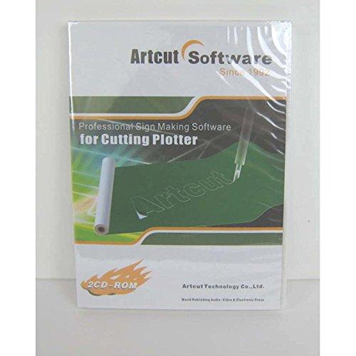 HobbyCut ABH-361 Schneideplotter 360mm Plotter + Artcut 2009 + Rollenhalter - 5
