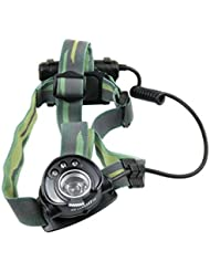 Ring Cyba-Lite Oculus Lampe frontale avec LED Noir