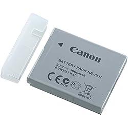 Canon 8724B001 Batterie pour Appareil Photo NB-6LH Argent