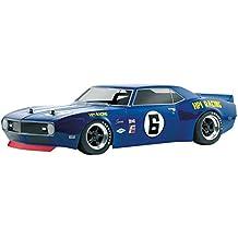 HPI Racing 7494 parte de juguete - Radio-Controlled (RC) model parts (E10 Ford Mustang RTR E10 Drift Falken Tire 2013 Ford E10 Drift Vaughn Gittin Jr. Monster, Azul)