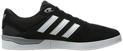 Adidas Skateboarding Zx Vulc Nero / onice / collegiata Red Sneaker 6 D (m) Black/White/Power Red