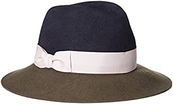 9c4585dad Genie by Eugenia Kim Women's Florence Wool Felt Wide-Brim Fedora Hat ...